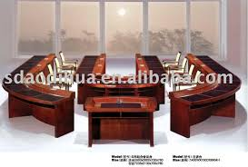 Barrel Shaped Boardroom Table Conference Table Cable Management Conference Table Cable