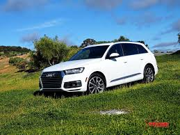 Audi Q7 2017 - 2017 audi q7 a lot more than just a handsome people hauler