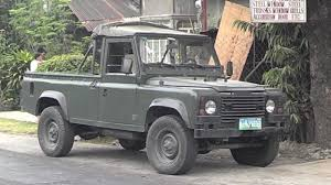 land rover discovery soft top military surplus land rover defender 110 starting point for a