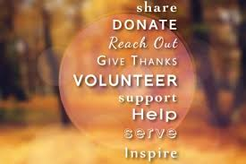 thanksgiving volunteer opportunities to show your gratitude