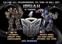 7 best transformer birthday ideas images on pinterest birthday