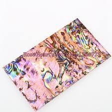 Nail Decorations Natural Nail Art Shell Sheet Warp Sticker Decal Beauty Nail