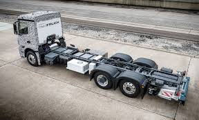 electric truck mercedes benz shows all electric heavy truck prototype u2013 news
