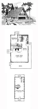 a frame cabin floor plans floor a frame cabin floor plans with loft