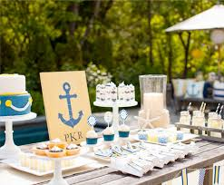 anchor baby shower anchors away baby shower styled by the tomkat studio for