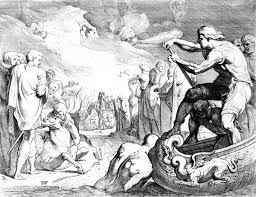 Blind Prophet In The Odyssey Homer C 750 Bc The Odyssey Book Ix