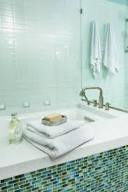 glass bathroom tile ideas bathtub tile ideas lovetoknow
