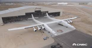 world u0027s biggest ever airplane unveiled by microsoft co founder