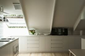 Studio Flat Cupboard Kitchen Small Small Space Living An Airy Studio Apartment In A Garage Remodelista