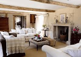 country home living room ideas sleek light gray coffee table