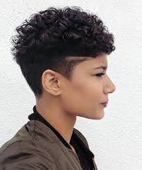 cutting biracial curly hair styles 20 sassy and sexy black pixie cuts