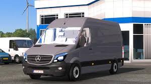 renault trucks 2014 mercedes benz sprinter cdi311 2014 mod euro truck simulator 2 mods