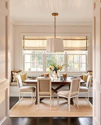Banquette Dining Room Furniture Best 25 Transitional Dining Benches Ideas On Pinterest