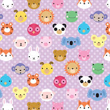 wrapping paper kids wrapping paper animal faces 3m gift wrap