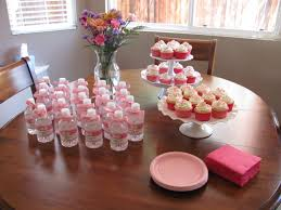 baby shower candy table for dessert table ideas for a baby shower pink baby shower candy table