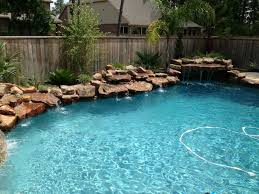 Pool Ideas For Small Backyard by Swimming Pool Garden Fish Ponds Rock Water Design For Plus Natural