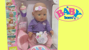 baby us baby born doll interactive from toys r us