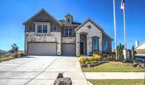 First Texas Homes Hillcrest Floor Plan Light Farms Cypress New Homes In Celina Tx
