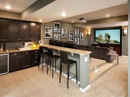Partially Finished Basement Ideas Ideas For A Finished Basement Finished Basement Decorating Ideas
