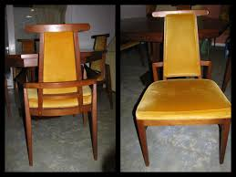 how to make dining chairs taller a pair of embossed leather and