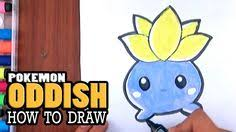 how to draw slowpoke cute pokemon easy drawing tutorials so