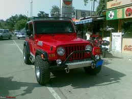 jeep wrangler india spotted jeep rubicon page 2 team bhp