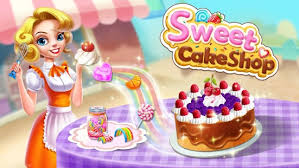 cake shop sweet cake shop kids cooking bakery android apps on play