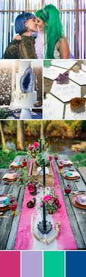 color palette for wedding wedding colors 10 fresh hip combos a practical wedding a