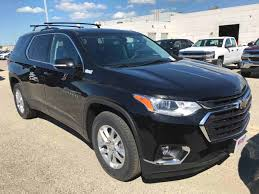 chevrolet traverse blue new 2018 chevrolet traverse lt cloth mosaic black for sale