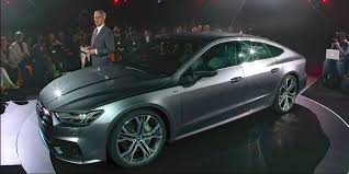 the brand new 340 hp audi a7 revealed quattroworld