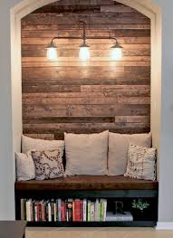 Home Decor Wall Signs by 10 Signs Wood Accent Walls Are The Next Home Decor Trend