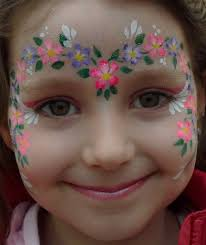 fairy face painting designs for kids bing bilder paint it