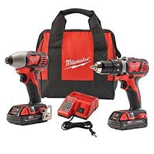amazon black friday tool set amazon com milwaukee 2691 22 18 volt compact drill and impact