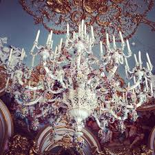 Largest Chandelier The One With Herrenchiemsee Palace Paige Taylor Evans