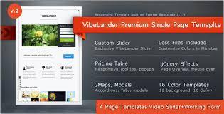 45 best responsive landing page templates designmaz