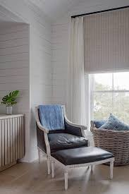 Black Chair With Ottoman Black And White Bergere Chair With Ottoman Cottage Living Room