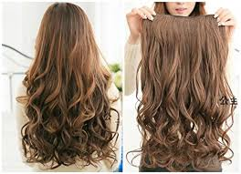 extension hair x y angel hot fashion 22 curly clip in hair extensions hairpiece