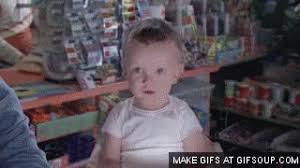 Etrade Baby Meme - etrade baby shocked animated gif popkey