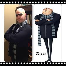 Despicable Minion Costume 25 Gru Costume Ideas Despicable Halloween