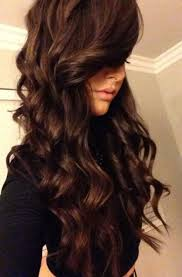 easy curling wand for permed hair 15 dark hair colour ideas flat iron curls flat iron and