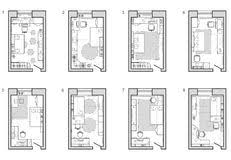 floor plan furniture collection stock illustrations u2013 455 floor