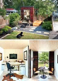 office design prefab backyard home office prefab office pods 14