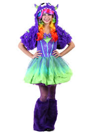 fluffy halloween costumes monster costumes