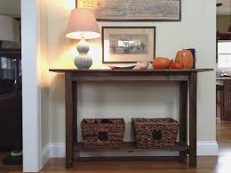 Entryway Table Decor by Entry Table For Small Spaces Entryway Furniture Ideas