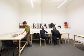 riba u0027s london based office space for emerging architects the