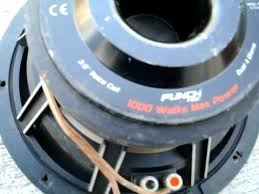 rockford fosgate punch hx2 12 u0027 u0027 made in the usa rockford fosgate