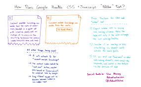 javascript quote html tags how does google handle css javascript