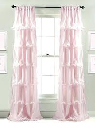 White And Pink Nursery Curtains White Nursery Curtains White Curtains For Room Sheer Floor