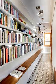 How To Build A Built In Bookcase Into A Wall 9 Creative Book Storage Hacks For Small Apartments