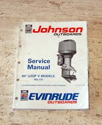 omc johnson evinrude outboards